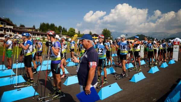 Начался Летний Чемпионат Мира по биатлону в Чехии