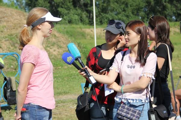 Третий этап Кубка Елены Хрусталевой
