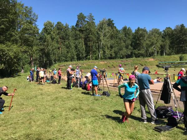 Летний Чемпионат РК по биатлону в Щучинске