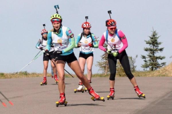 Чемпионат РК по летнему биатлону стартует в Алматы