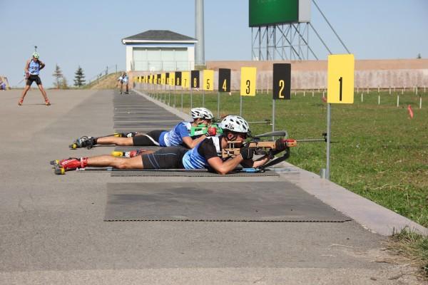 Результаты Эстафеты Чемпионат РК по летнему биатлону