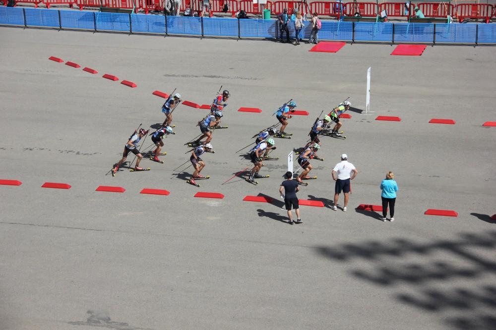 Результаты Масс-старта мужчин Летнего Чемпионата РК по биатлону