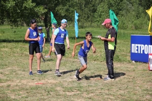Летние соревнования по биатлону в Петропавловске