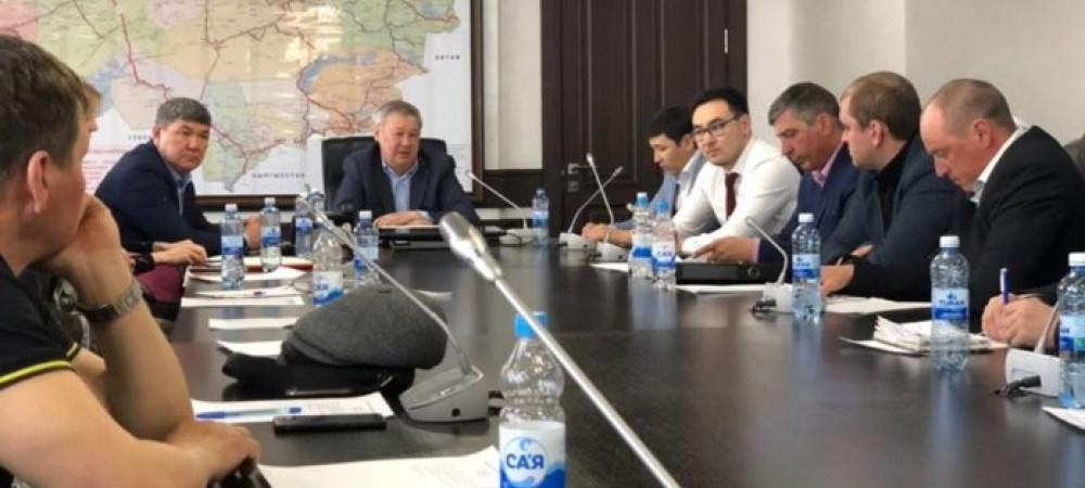 Итоги заседания Союза биатлонистов Казахстана
