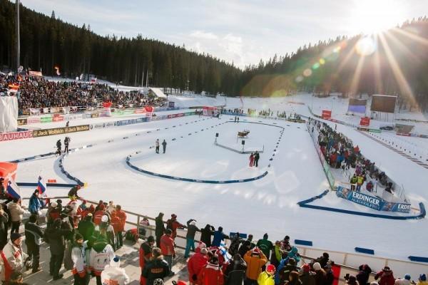 Казахстанские биатлонисты вошли в двадцатку на гонке смешанной эстафеты в Поклюке