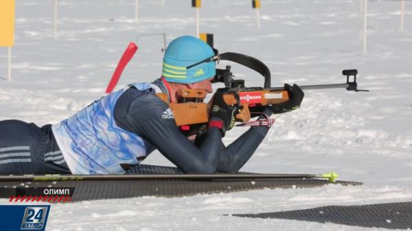 """Подробности отстранения казахстанских биатлонистов показали в программе """"Олимп"""" ТК Хабар24"""