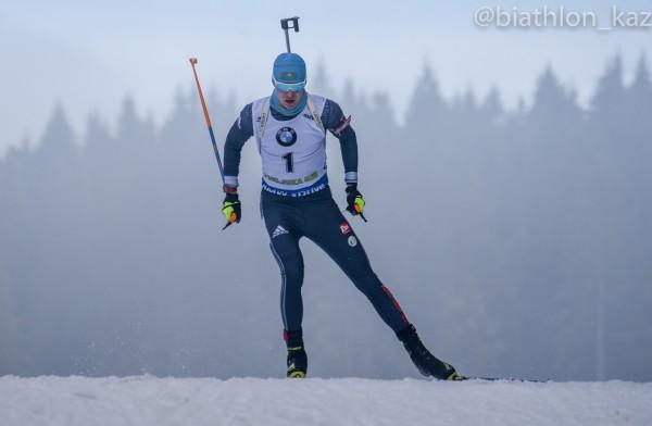 Роман Еремин стал 34м в индивидуальной гонке в Поклюке