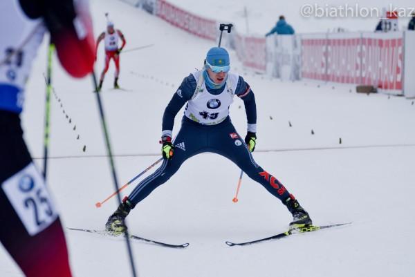 Роман Еремин улучшил свой результат и стал 43м среди мужчин в Поклюке