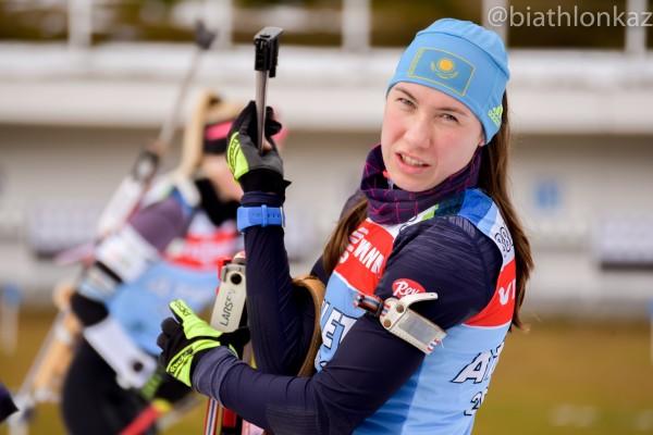 Людмила Ахатова рассказала про итоги Первого Этапа Кубка Мира и проблемы возникшие во время спринта