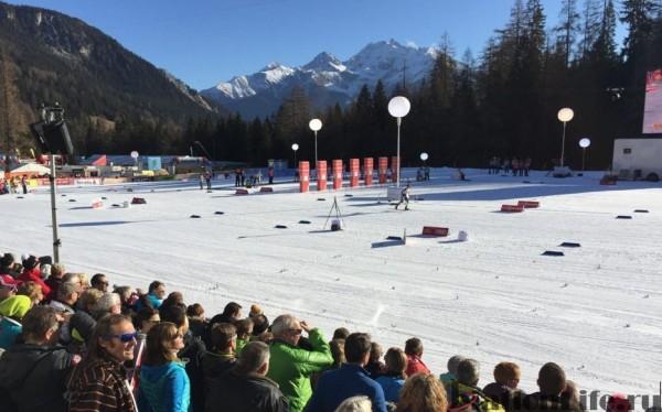 В Швейцарском Ленцерхайде прошла последняя гонка Первого Этапа Юниорского Кубка IBU