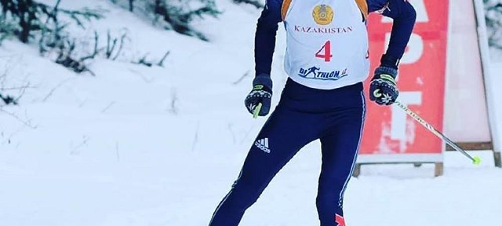 Владислав Киреев вошел в двадцатку лучших среди юниоров в спринте
