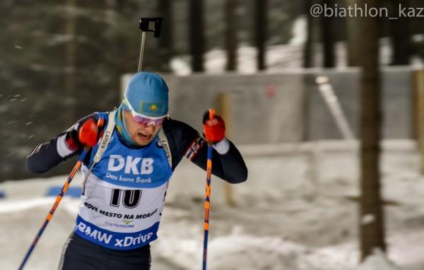 Роман Еремин стал 26 в спринте в чешском Нове-Место