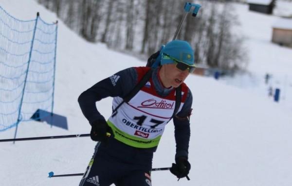 Тимур Куц вошел в двадцатку лучших по результатам спринта