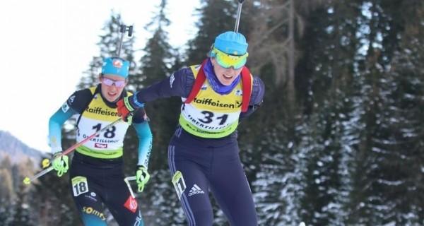 Завершилась последняя гонка Кубка IBU в австрийском Обертиллиахе