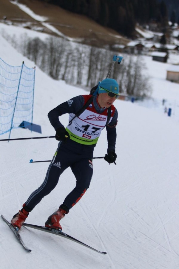 Тимур Куц стал 14м в финале суперспринта в Обертиллиахе