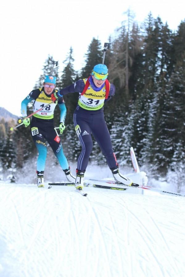 Евгения Красикова заняла 58 место в квалификационной гонке суперспринта