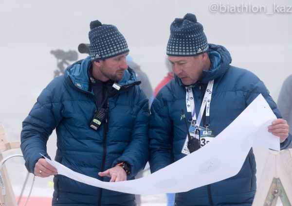 Стал известен состав Сборной Казахстана на международных стартах в январе 2019 года