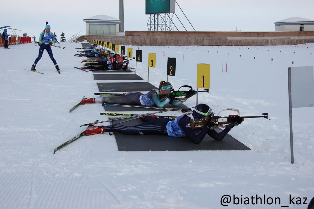 В Алматы стартует Кубок Республики Казахстан по биатлону