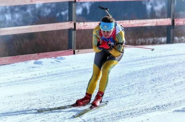 Ангелина Борисова стала первой среди юниорок в индивидуальной гонке Кубка РК