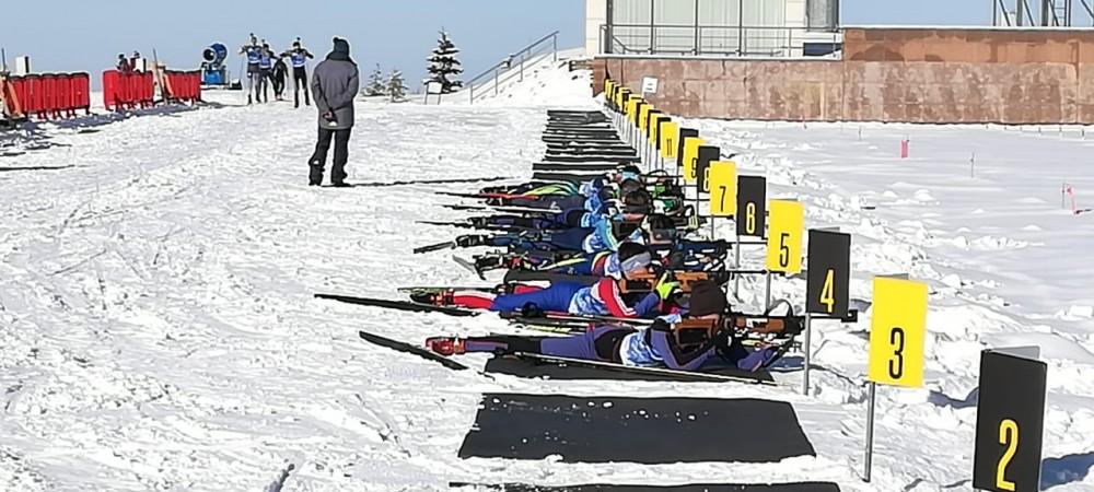 Результаты индивидуальной гонки среди юношей ЮЧРК