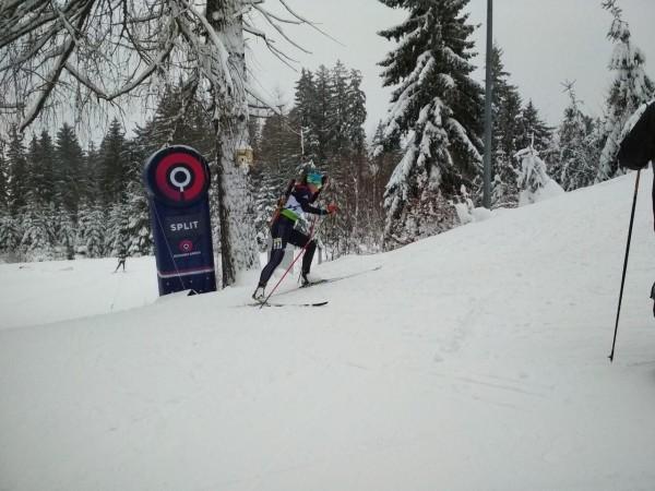 Девушки сборной Казахстана завершили выступления на Пятом Этапе Кубка IBU