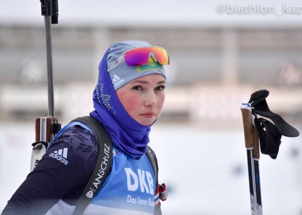 Елизавета Бельченко прошла в гонку преследования Антхольца