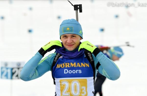 Данил Белецкий показал шестой результат среди юниоров в Словакии