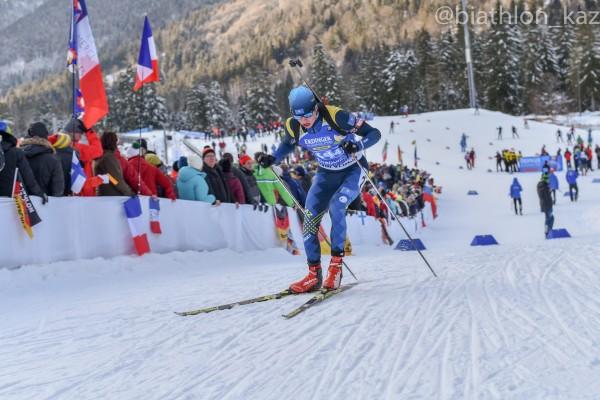 Трое юниоров отобрались в гонку преследования Юниорского Чемпионата Мира