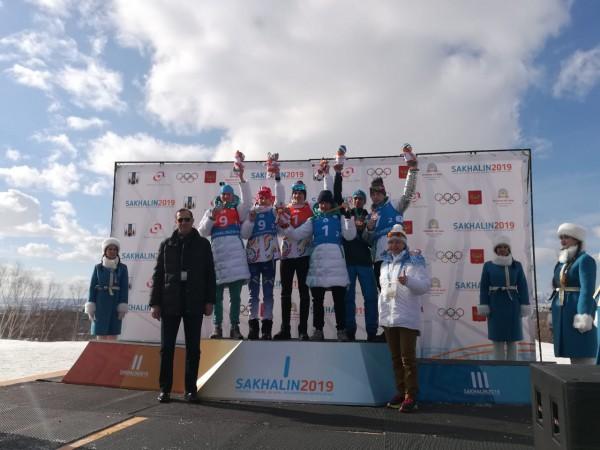 Еще две медали выиграли биатлонисты в завершающий день соревнований «Дети Азии»
