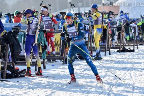 Сильный ветер подпортил стрельбу казахстанским спортсменам в индивидуальной гонке Раубичи