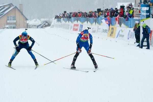 Результаты: спринт среди юниоров в норвежском Шушене