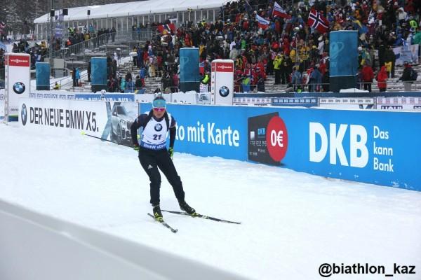 Подведены итоги женского спринта Чемпионата Мира в Эстерсунде