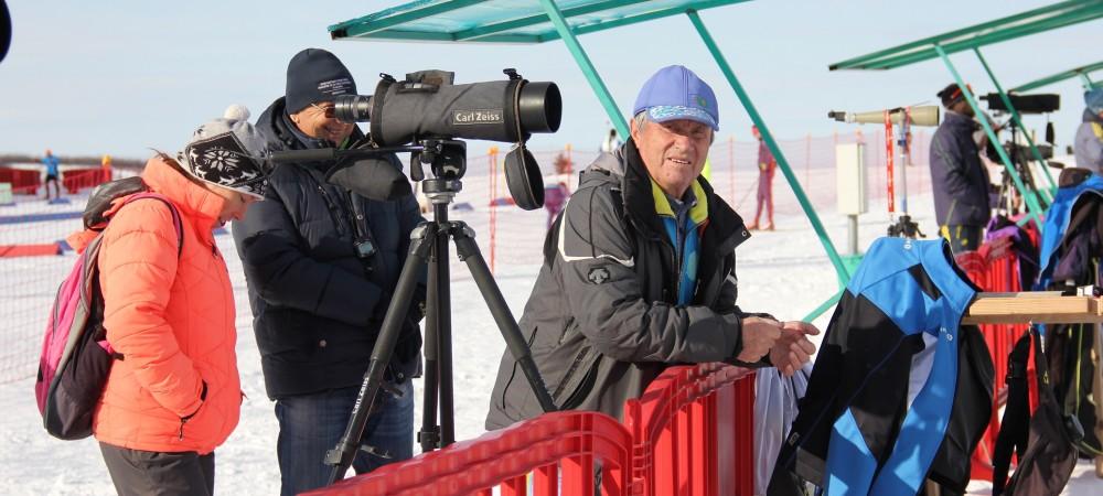 Результаты эстафеты Молодежных зимних игр в Щучинске
