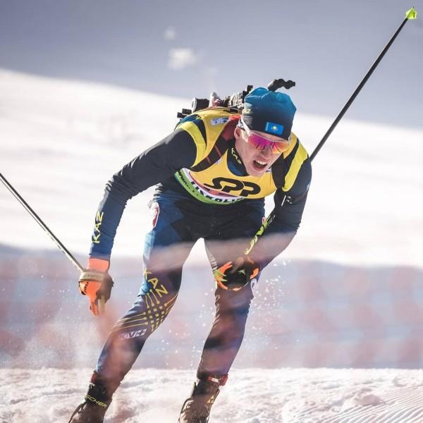 Результаты индивидуальной гонки среди юношей Зимних Молодежных игр в Щучинске