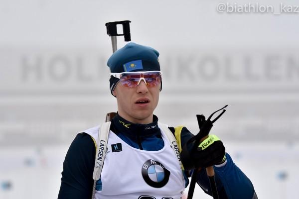 Роман Еремин прошел в пасьют завершительного Этапа кубка Мира