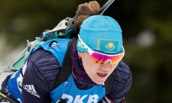 Результаты индивидуальной гонки Чемпионата РК по биатлону среди женщин и юниорок