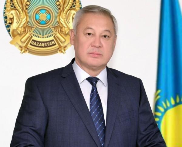 Кизатов Ермек Ануарбекович