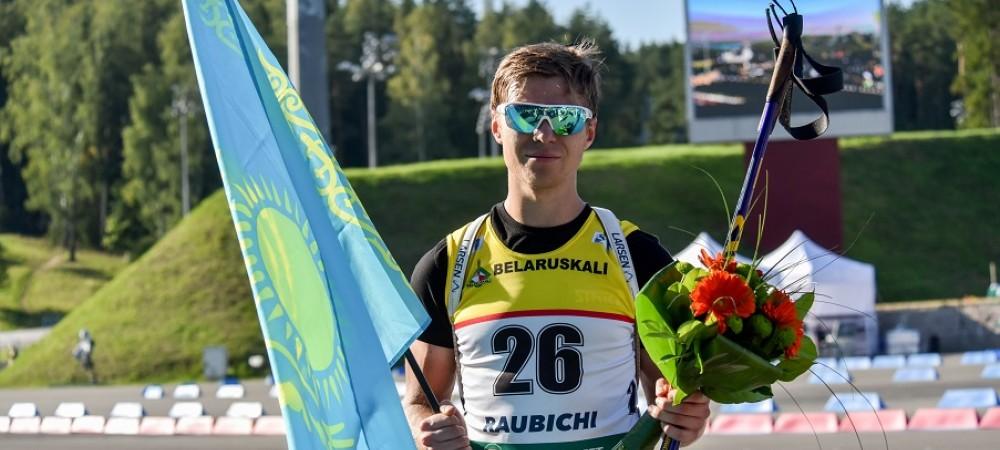 Роман Еремин вошел в цветочную церемонию Летнего Чемпионата Мира в Раубичах