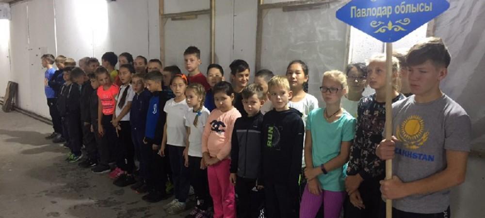 В Павлодаре начался Третий Этап Кубка Федерации РК по биатлону