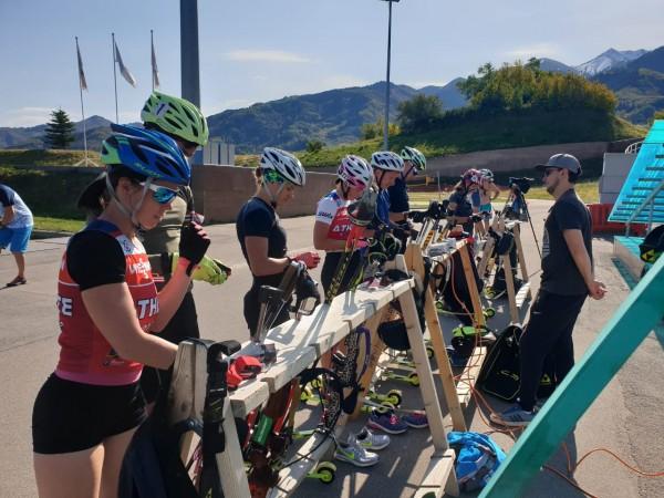 В Алматы стартует Второй Этап Чемпионата РК по Летнему биатлону