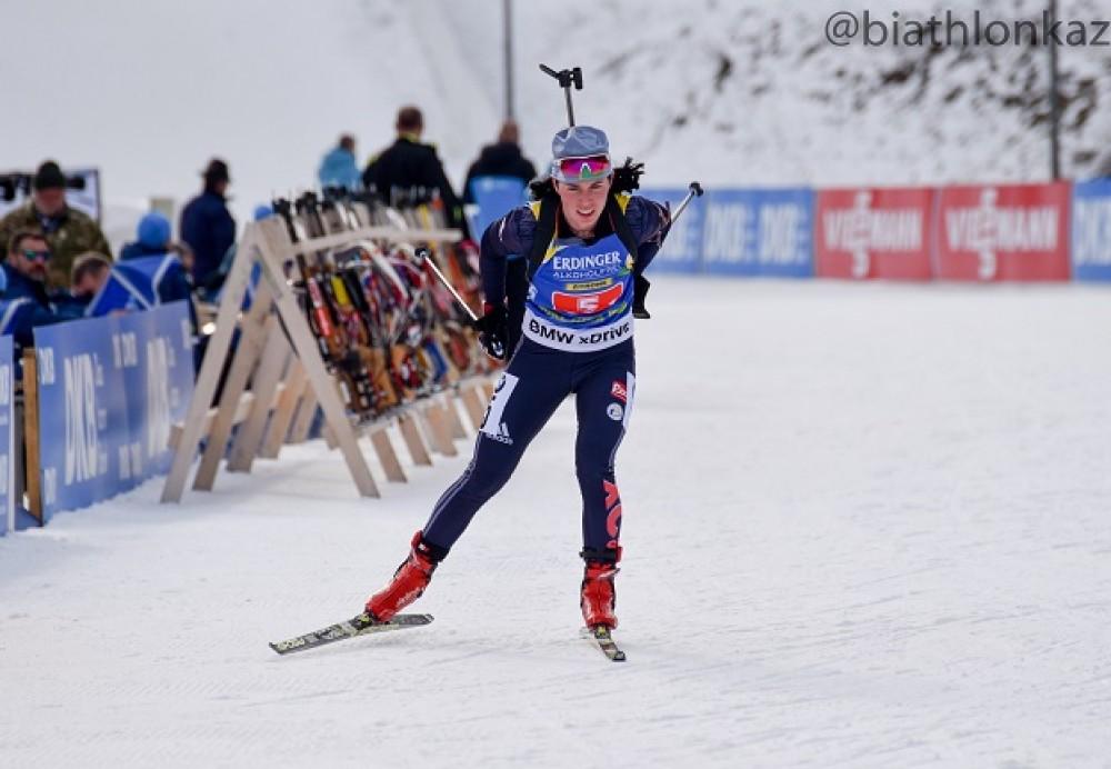 Анастасия Кондратьева стала 34й в индивидуальной гонки среди женщин в Эстерсунде