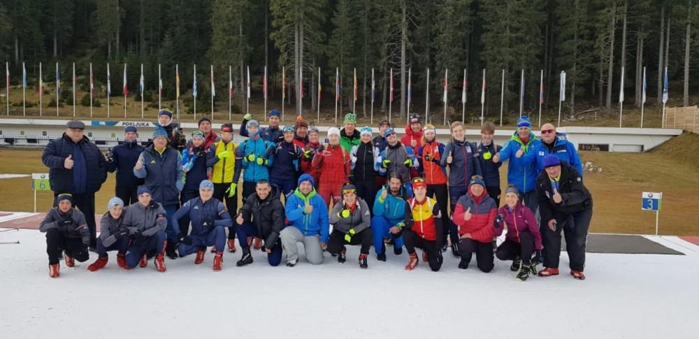 Дарья Буйчик стала третьей в Sport Camp в Словении