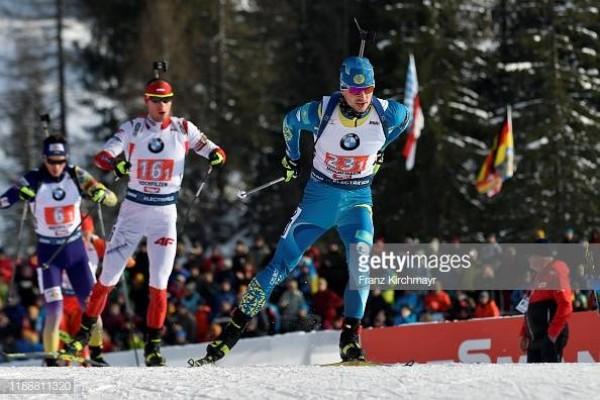 Антон Пантов прокомментировал своё первое выступление на этапах Кубка Мира в мужской эстафете Хохфильцена