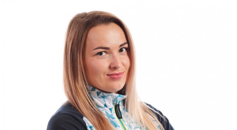 Алина Коломиец стала 28й с короткой индивидуальной гонке Обертиллиаха