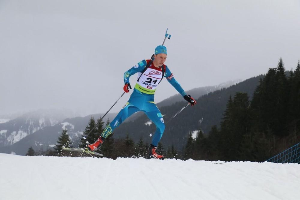 Казахстан стал 17-м в мужской эстафете Оберхофа