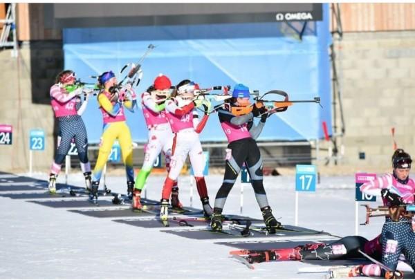 Ульяна Ардалионова вошла в тридцатку лучших в спринтерской гонке Лозанны