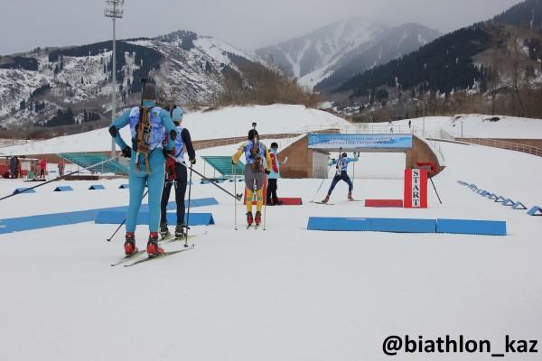 Молодежный Чемпионат Республики Казахстан по биатлону стартует в Щучинске